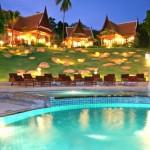 Pool-at-night-VIP Accommodation