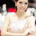 Promotional Girl in Bangkok