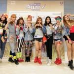 great team of dancers - bangkok