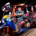 males models-bangkok-tuk tuk fashion