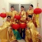 chinese style show - thailand - bangkok