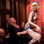 Gotham Burlesque at the traid