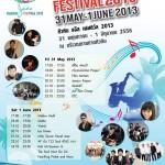 Hua Hin Jazz Festival 2013 poster