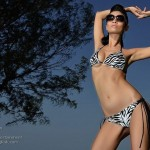 thai fashion design bikini model