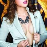 บุ๋ม – ปนัดดา วงศ์ผู้ดี-International Gems & Jewelry Fair 2013