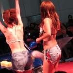 Bangkok International Auto Salon 2013 pretty show girl