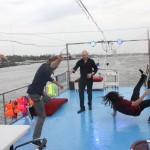 Boat Party - Free style dance - Bangkok