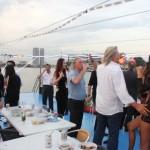 Chao Phraya river - boat party - Nygard
