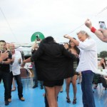 Nygard private boat party
