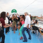Nygard private boat party - sexy