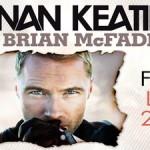 Ronan Keating Fires Live 2013