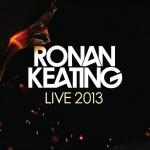 Ronan Keating Fires Live concert in bangkok 2013