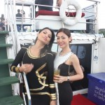 Sexy girls in chao phraya