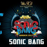 Sonic bang 30 artists 6 stage 1 day