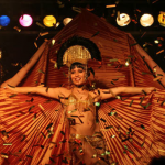 burlesque brazilian night show