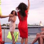 girls - women - beautiful - sexy - dance river thailand
