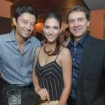 Cindy Bishop - party in Bangkok