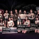 Miss Hardrock Pattaya 2013 ผลการประกวด