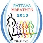 Pataya Marathon 2013 poster