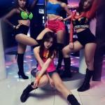 pretty dancers
