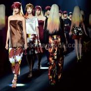 Vatanika at Elle Fashion Week 2013 Bangkok