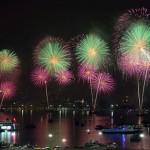 Pattaya International Fireworks Festival 2013