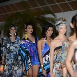 fashion show at ocean