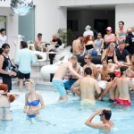 pool party event