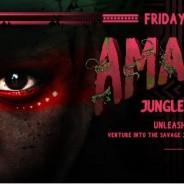 AMAZONIA Jungle Theme Party