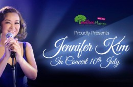 Jennifer Kim Live in Concert – Electric Mango Hua Hin