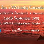 World Spa & Well-being Convention 2015